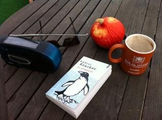 Café du matin pendant les vacances
