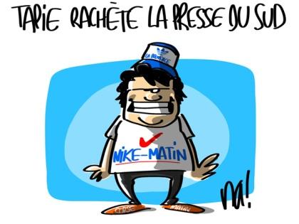 bernard-tapie-dessin-rachat-presse-provence-humour-copie-1 Crédits : NA!