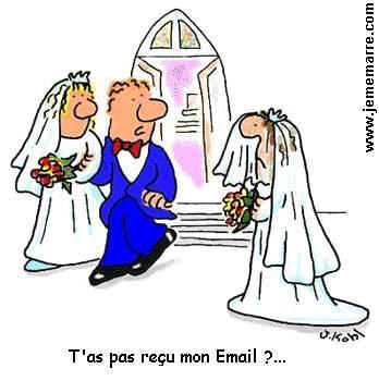Le_mariage Crédits : J Kohl
