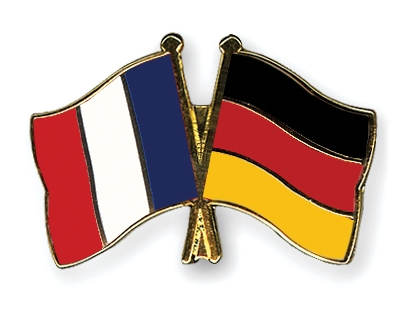 France-Germany-pins