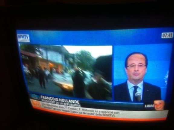 Hollande Cassez BFMTV 24 janvier RF