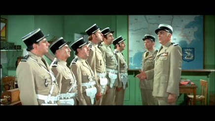 Gendarme à Saint Tropez