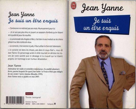 Jean Yanne, indubitablement