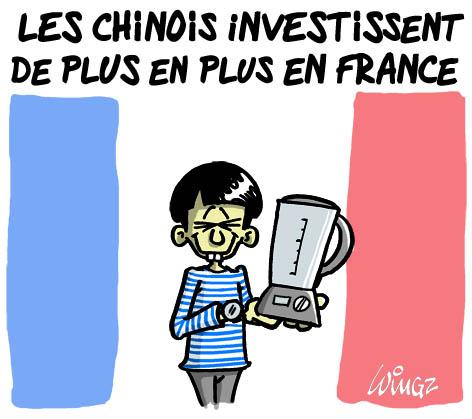 les-chinois-investissent-en-france CRédits : Wingz
