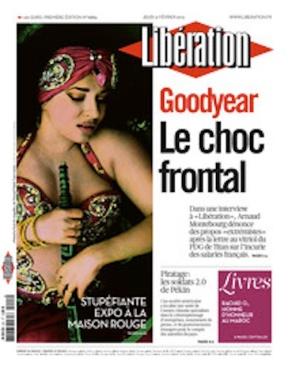 Une Libération 21 février 2013