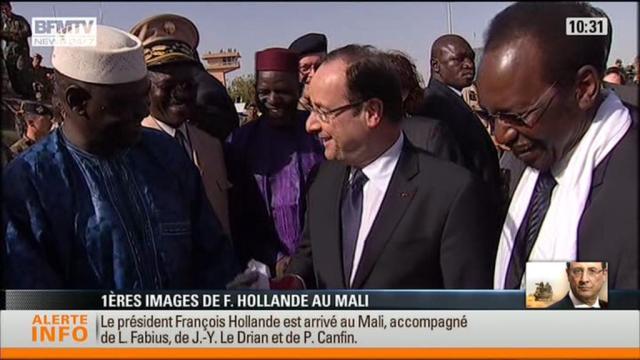 Et vive le Mali libre !