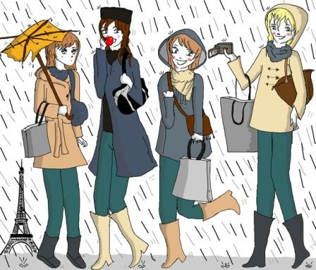 Paris-sous-la-pluie