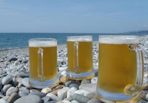 Bière Plage
