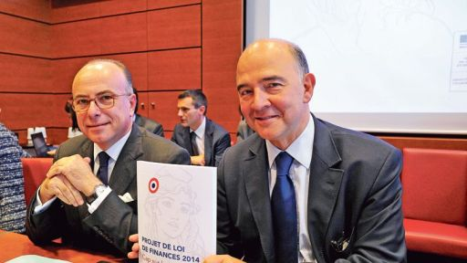 NEWS : Audition Moscovici Cazeneuve - Paris - 25/09/2013