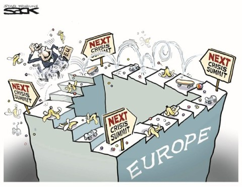 Europe as usual