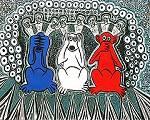 trois-singes