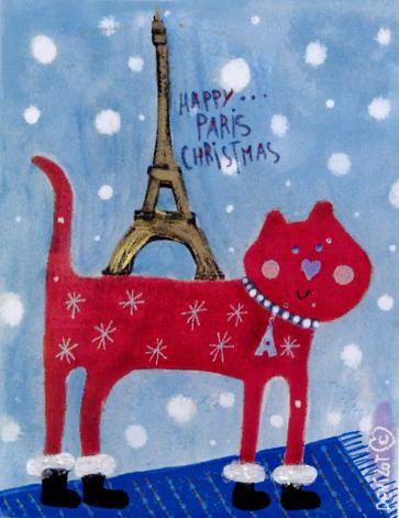 Noël Chat
