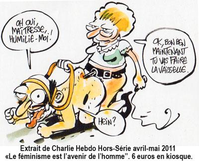 16 avril 2011 Charlie Hebdo