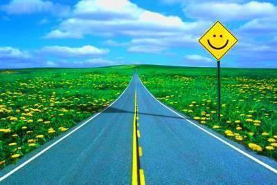 Vers le bonheur