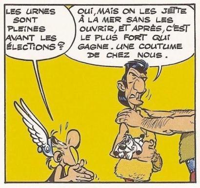 Asterix Corse Elections