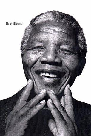 Think Freedom Different Mandela