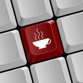 Café suspendu au hasard - Random Suspended Coffee