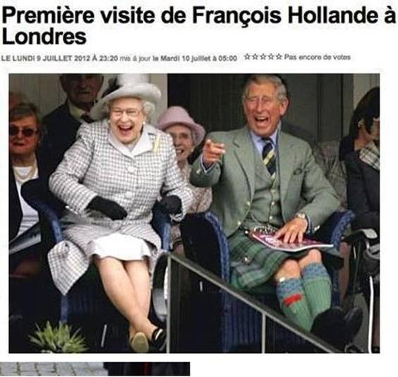 Queen Prince England