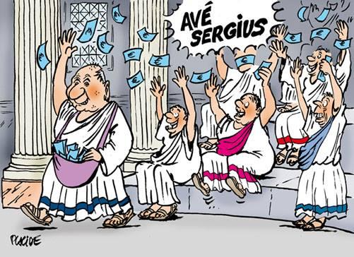 Serge Dassault Sénat Politique France Humour