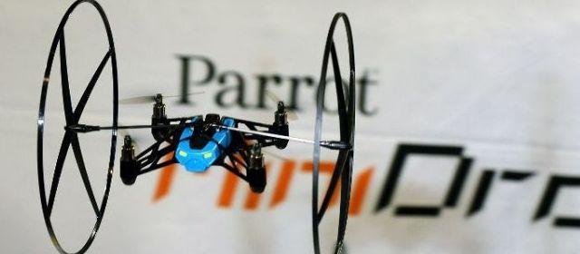 Drone Parrot #CES2014 Las Vegas