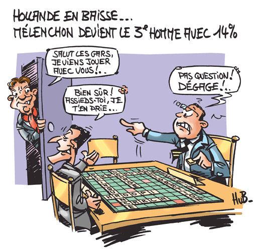 Le Troisième Homme Mélenchon Bayrou