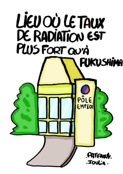 Pôle Emploi Fukushima