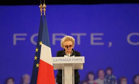 Chirac Sarkozy Nkm UMP France Forte