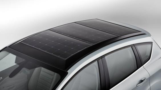 ford-c-max-solar-energi-concept-2014 #CES2014 Las Vegas