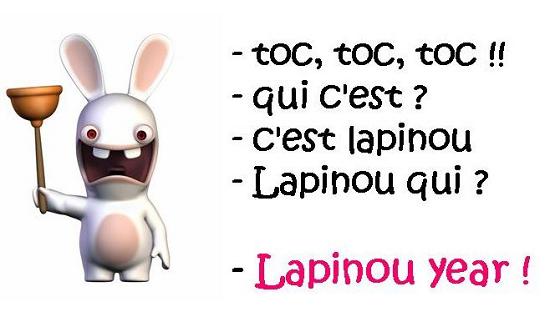Lapinou-year