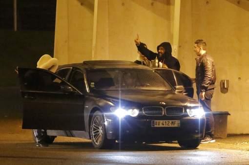 Dieudonné Nantes BMW