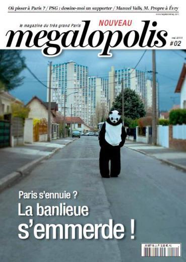 Megalo2couv Paris Ennui