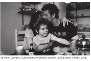 Janine di Giovanni & Family
