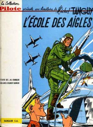 Tanguy_et_Laverdure Johnny Hallyday Les Chevaliers du Ciel
