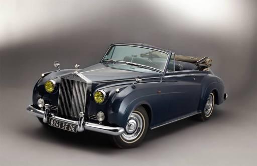 Rolls Royce Brigitte Bardot