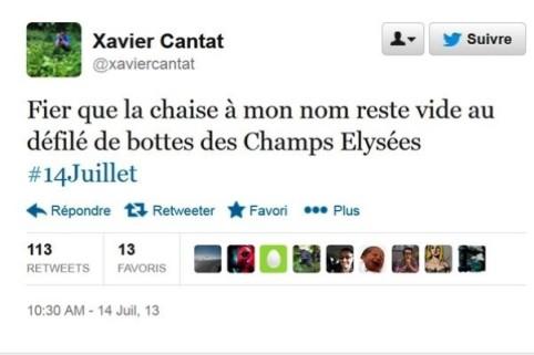 Chaise Vide Twitter