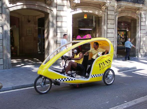 spain-bicycle-taxi