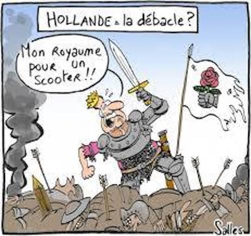 Hollande France #Muncipales2014 Tsunami Dégage!