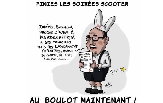 Hollande Remaniement France Humour