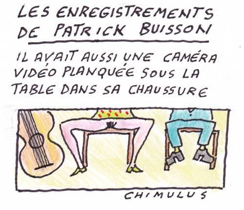 Buisson Chimulus Humour
