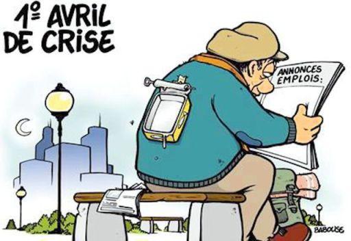 1er-avril-poisson Crise Poisson d'avril 1er Avril Joke Blague Humour