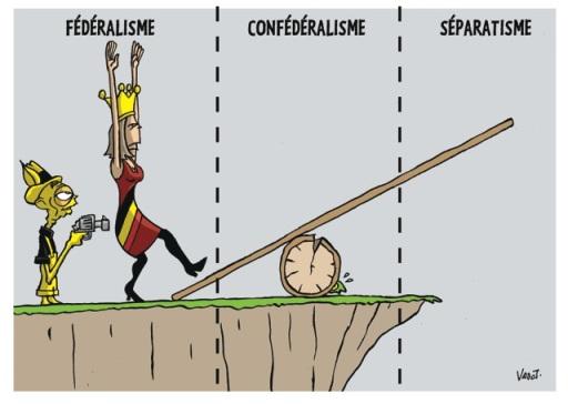 Belgique Démocratie Europe