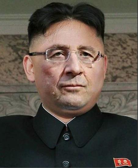 Kim-Jong-hollande France PS Elysée