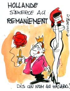 imgscan-contrepoints-2013791 Hollande Remaniement Humour