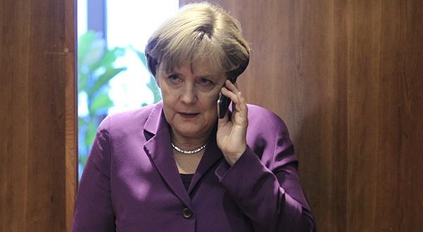 Merkel mobile