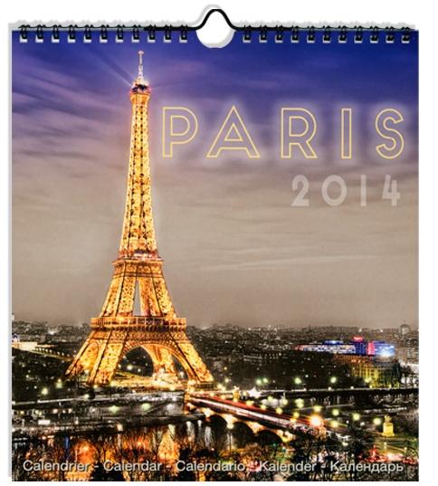 Paris 2014 Agenda
