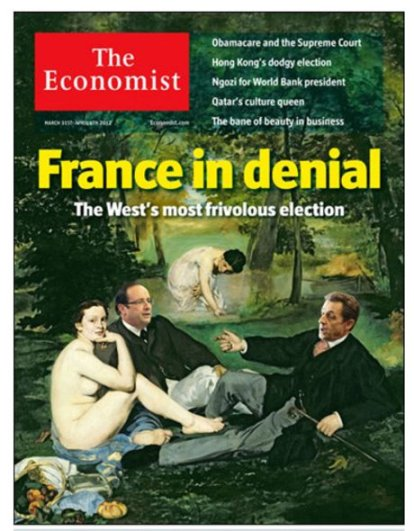 the-economist France in Denial