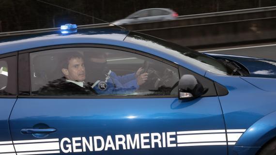 Valls Gendarmerie Automobile
