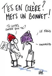 Jeunesse Bonnets Rouges Rebelle Indignez-Vous Revolution France