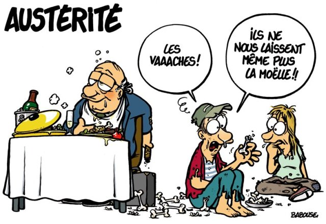 austerite Remaniement PS Valls Charlot Les Charlots France Paris Humour