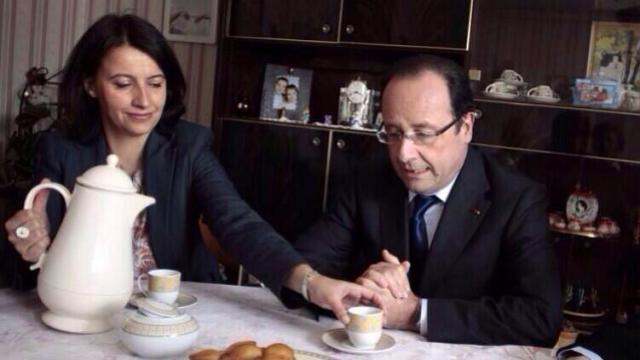 duflot Hollande remaniement